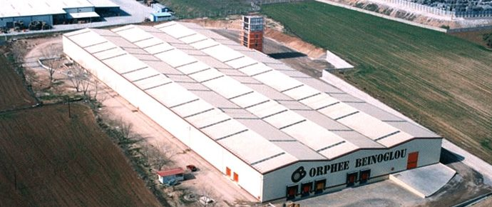 Oinofyta Warehouse 12.000 m2